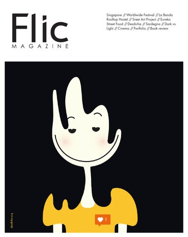 Flic Magazine Issue#14 cover
