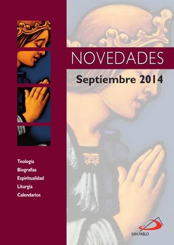 Boletín de novedades Septiembre 2014
