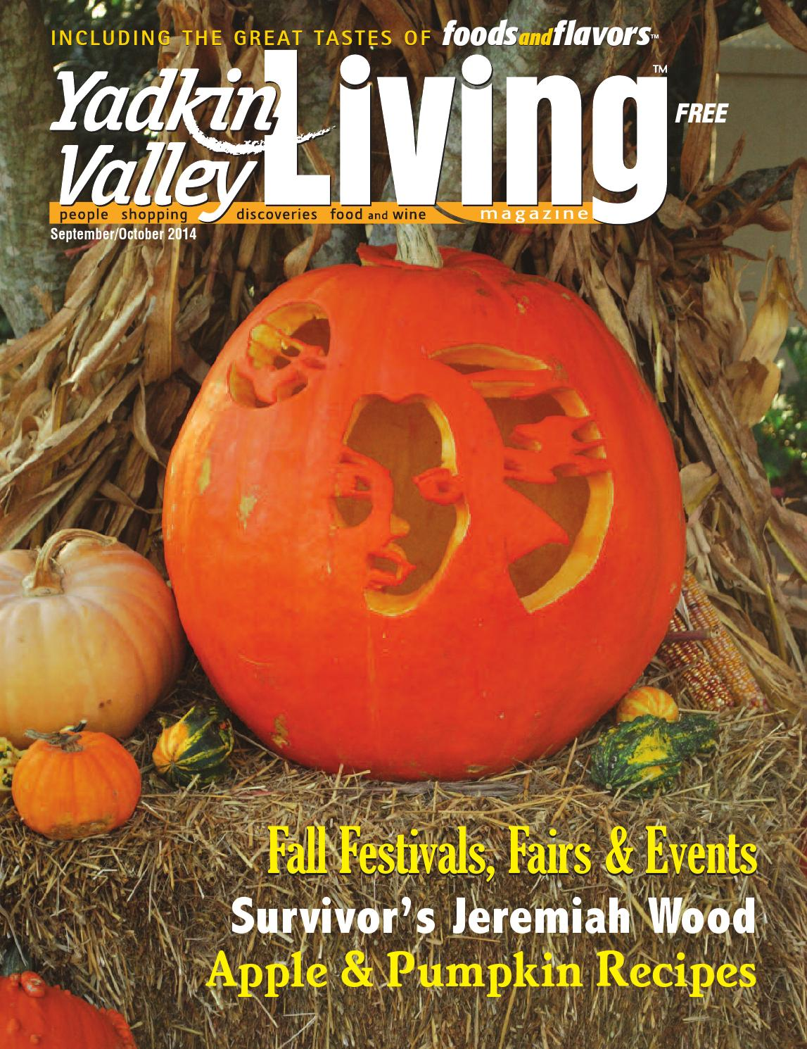 Issuu Yadkin Valley Living September October 14 By