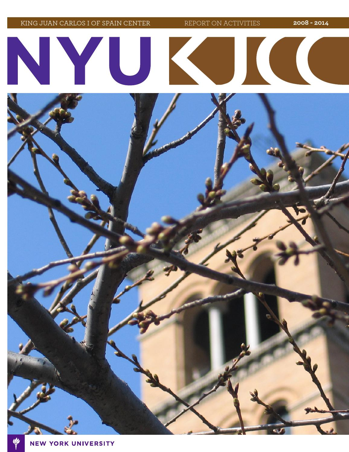 creative writing in spanish nyu Founded in 1965, the tisch school of the arts is one of the nation's leading centers for professional training and scholarship and research in the performing and media arts.