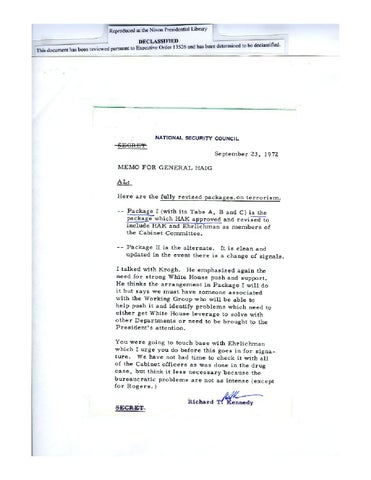 Terrorism packet, Page 3