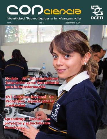 Revista CONciencia DGETI