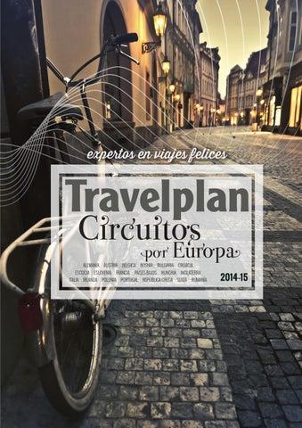 Mayoristas de Viajes Travelplan Circuitos europa 14 15