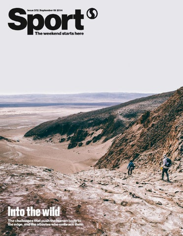 Sport magazine 372 cover