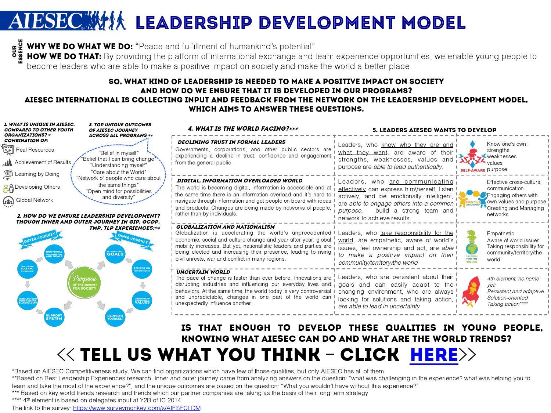 essays on leadership potential