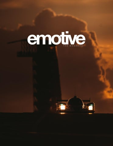 Emotive | Lone Star LeMans cover
