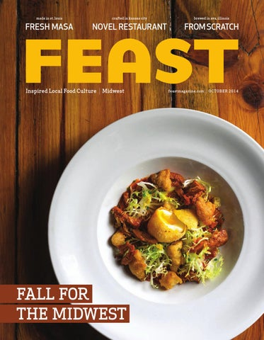 October 2014 issue cover