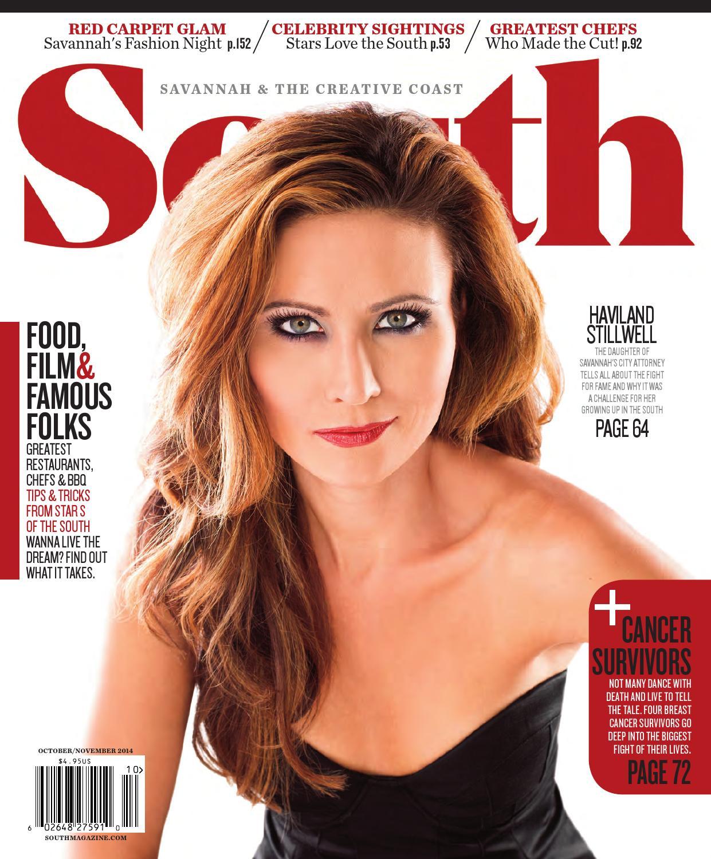 Maria Molina Bra Size ISSUU - South Magazine Oct
