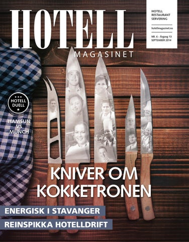 Hotellmagasinet - Nr. 6 2014