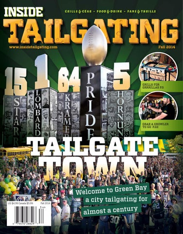 Inside Tailgating Fall 2014 cover