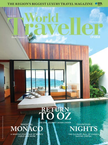 World Traveller Oct'14 cover