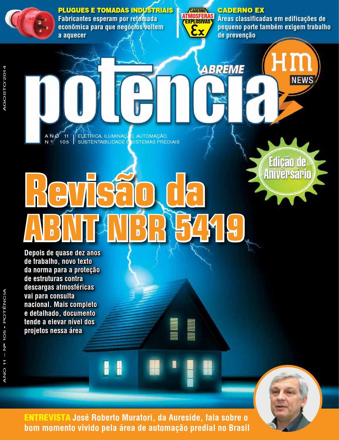 ISSUU - Potência HMNews - Edição 105 by Revista Potência