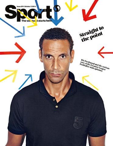 Sport magazine 374 cover