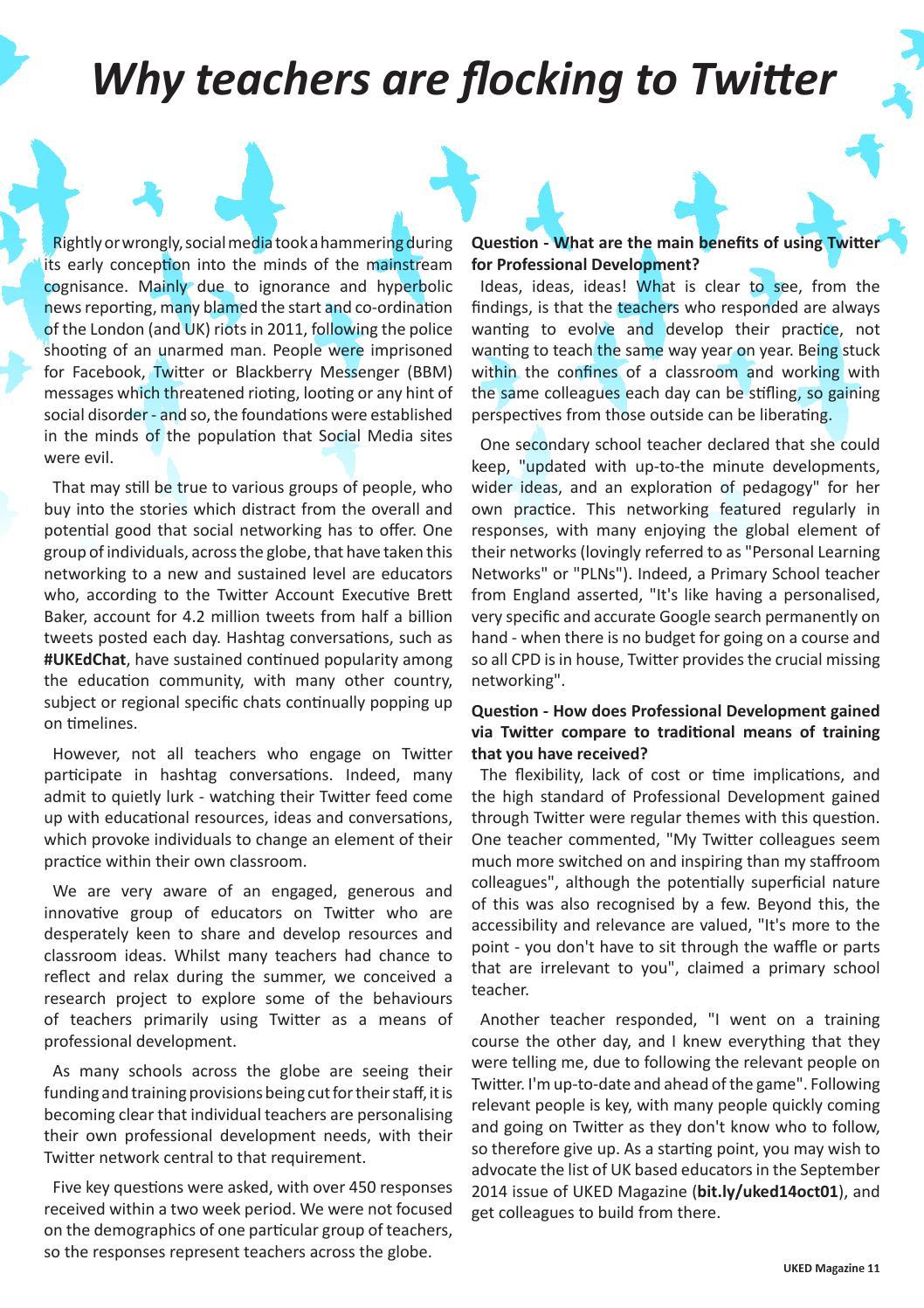 UKED Magazine Oct 2014