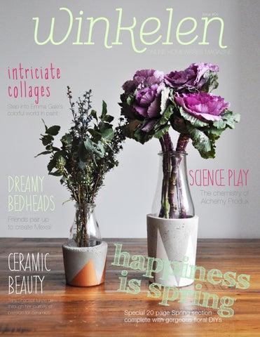 Winkelen October 2014 cover