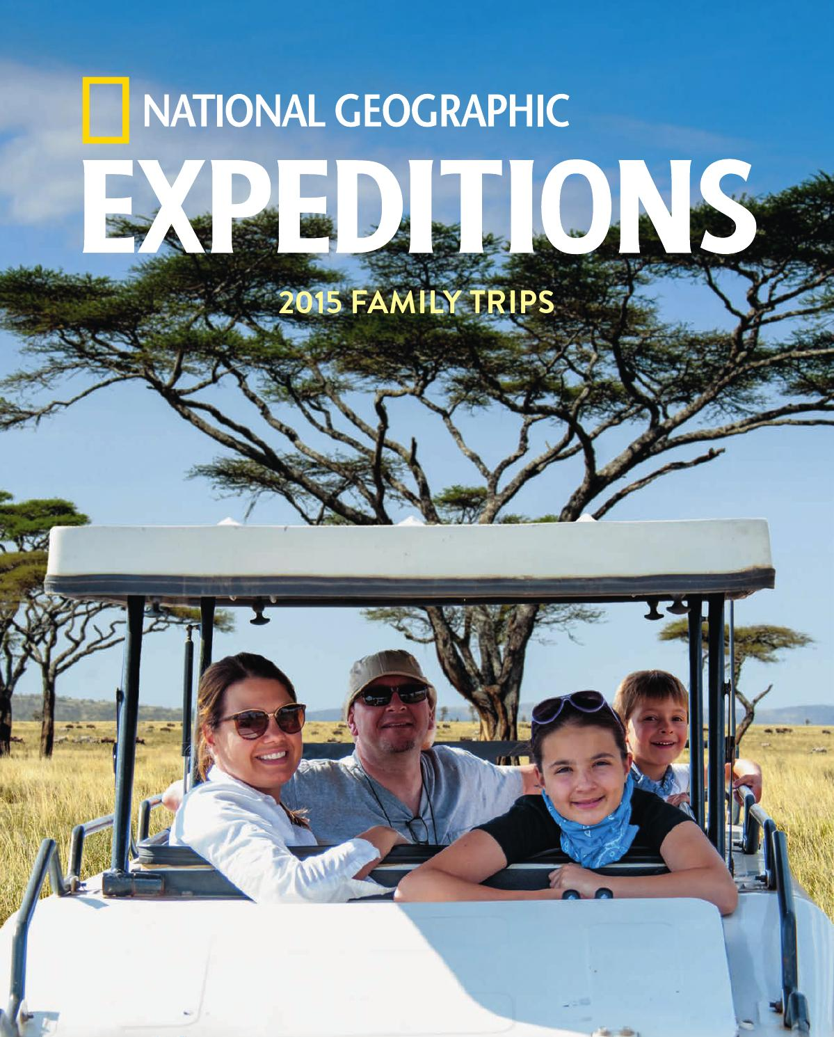 national geographic expeditions like