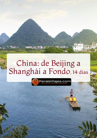 Mayoristas de Viajes China: de Beijing a Shanghai a Fondo 14 días