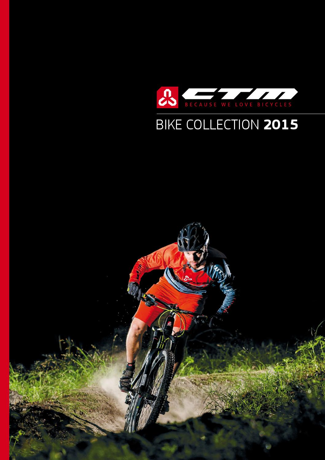 issuu ctm 2015 catalogue by ctm bikes. Black Bedroom Furniture Sets. Home Design Ideas
