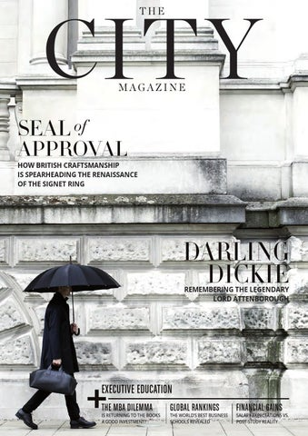 The City Magazine October 2014 cover