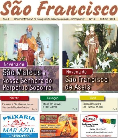 [Boletim Informativo – Nº 145 – Outubro/2014]
