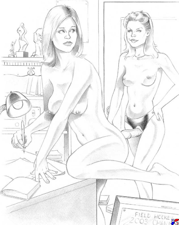 Рисунки эротика бесплатно 24 фотография