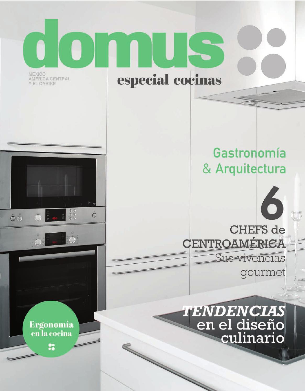 Suplemento cocinas revista domus by carlos l pez issuu for Muebles de cocina wilday