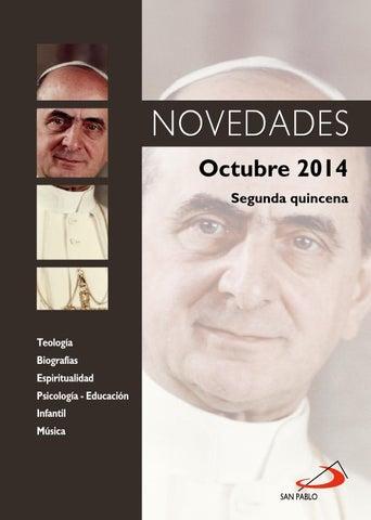Boletín de Novedades Octubre Segunda quincena