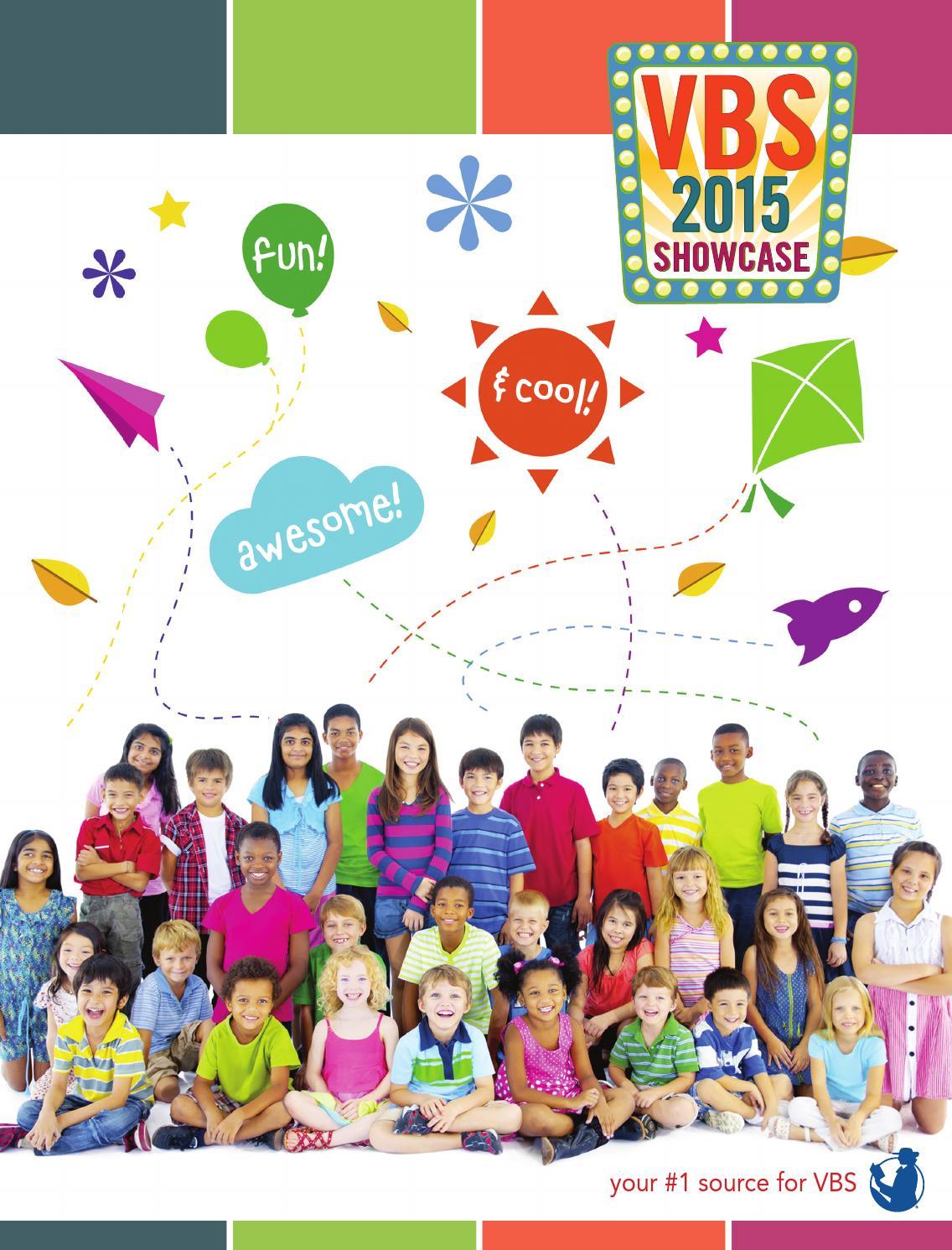 Issuu Vbs Showcase 2015 Catalog By United Methodist