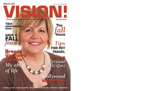 Women With Vision ® Fall, 2014