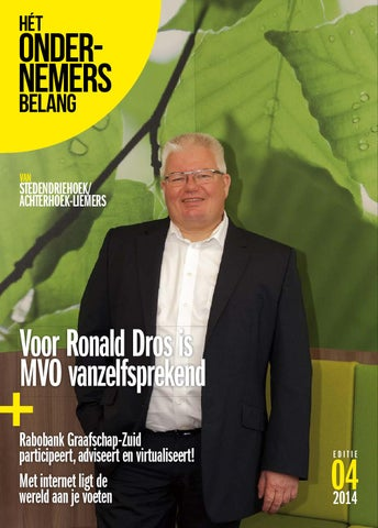 Het Ondernemersbelang Achterhoek-Liemers 4-2014