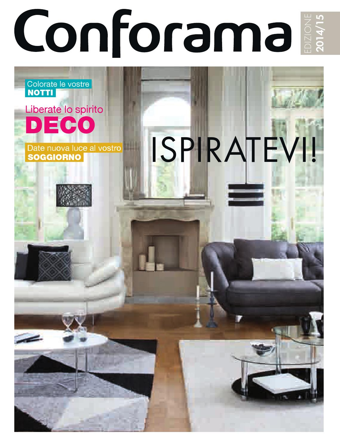 Issuu conforama catalogo 2014confo by masura - Conforama catalogo sofas ...