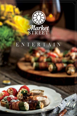 Market Street Entertaining Guide cover