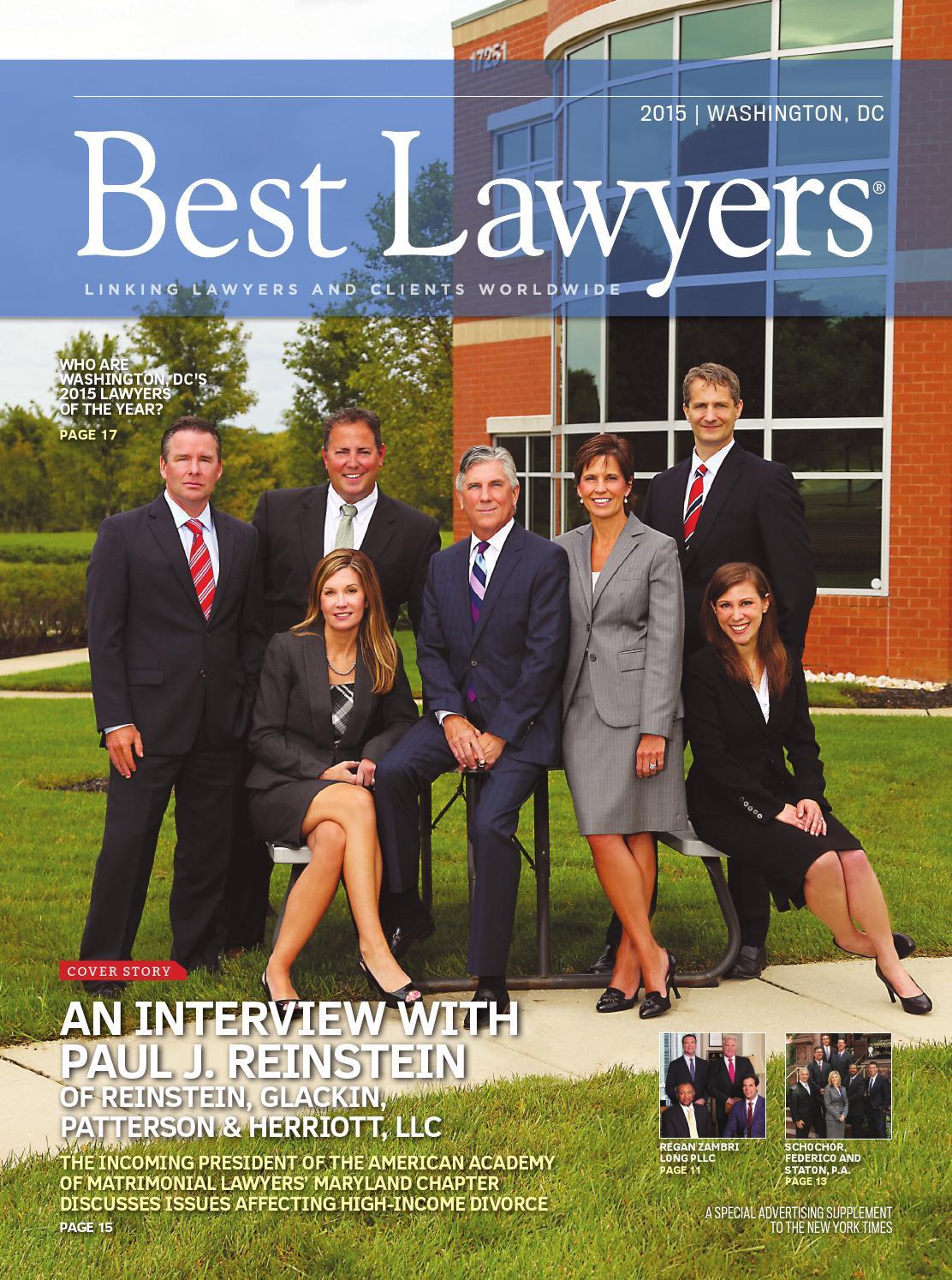 Issuu Best Lawyers In Washington Dc 2015 By Best Lawyers