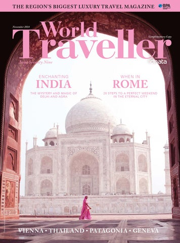 World Traveller Nov'14 cover