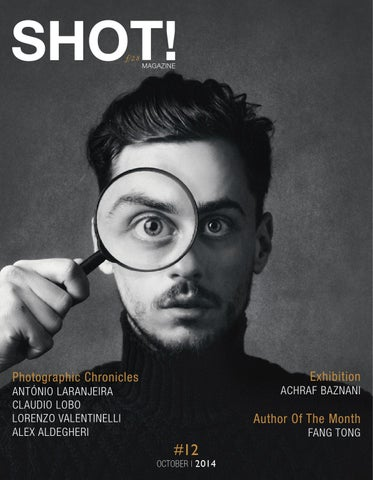 SHOT! Magazine - October 2014 cover