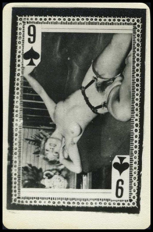 Эротические игральные карты советских времен 11 фотография