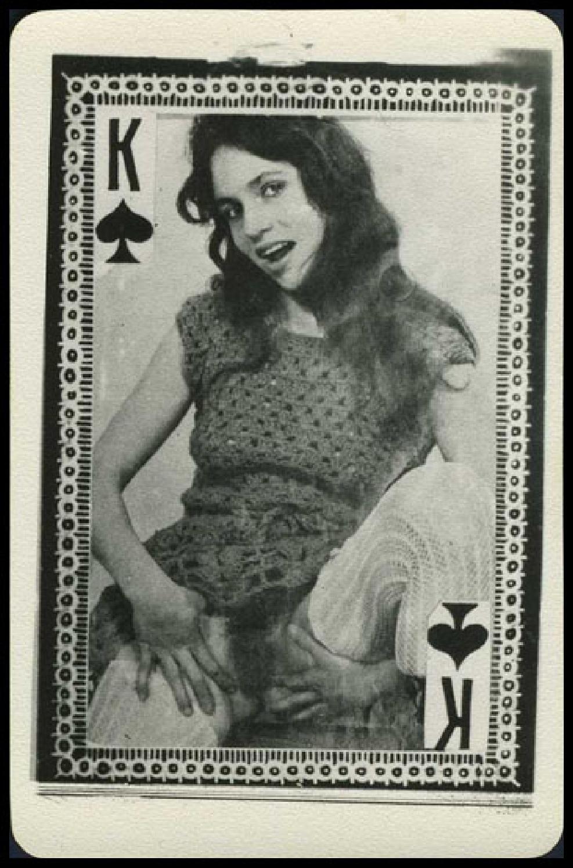 Эротические игральные карты ссср 24 фотография