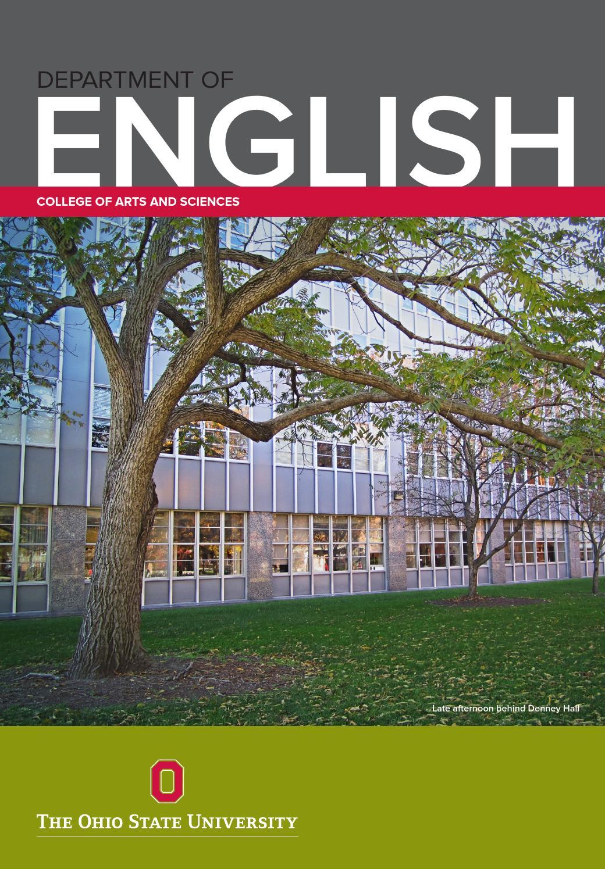 writing english essay university