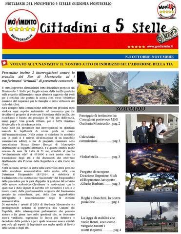 Notiziario Novembre 2014