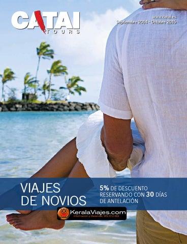 Mayoristas de Viajes Viajes de Novios 2015 con Catai