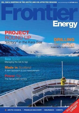 Frontier Energy Media Kit