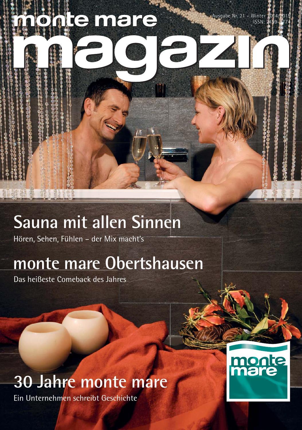 monte mare Magazin Winter 2014/2015