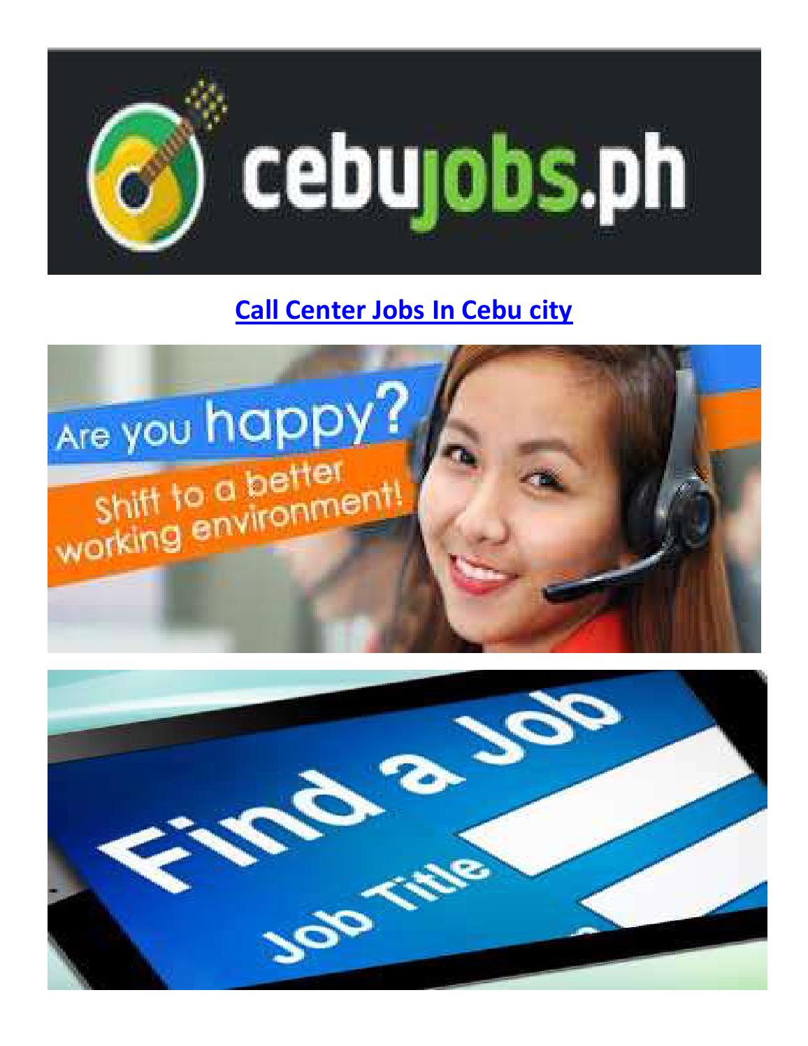 issuu cebujobs ph call center jobs in cebu by cebujobs. Black Bedroom Furniture Sets. Home Design Ideas