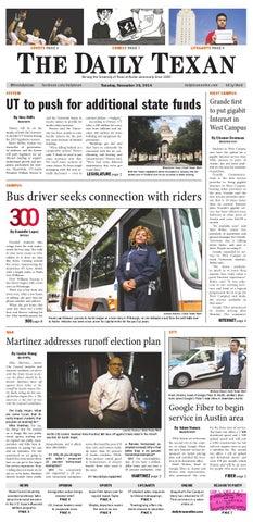 Issue for November 25, 2014