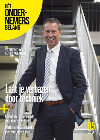 Het Ondernemersbelang Achterhoek-Liemers 5-2014