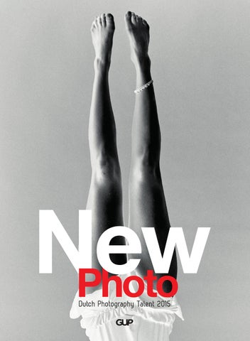 New Dutch Photography Talent 2015 cover
