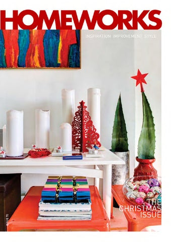 HOMEWORKS70 Christmas Issue 2014 cover