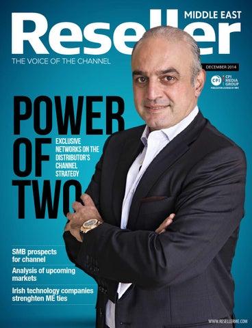 Reseller ME December 2014 Issue