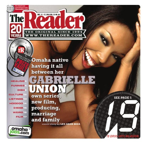 The Reader Dec. 11-17, 2014