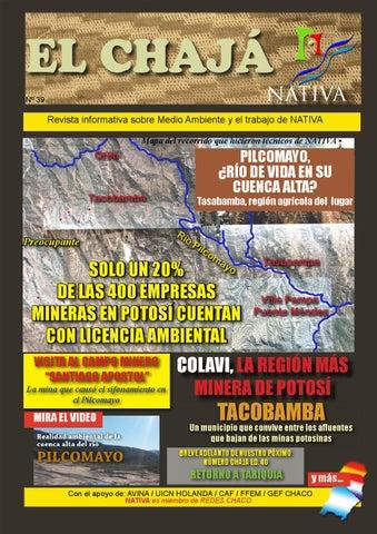 El Chaja Ed. 39